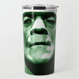 Frankenstein's Monster Travel Mug