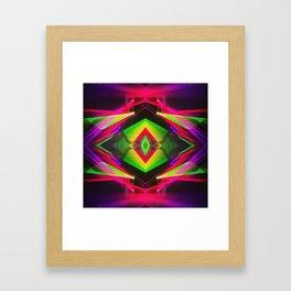 Lazerz Framed Art Print