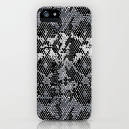 Speckled Python iPhone Case