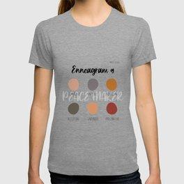 Enneagram 9 T-shirt