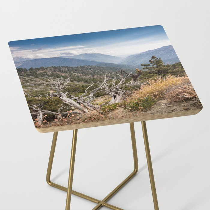 Inspiration Point along Pacific Crest Trail Side Table