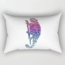 chameleon2 Rectangular Pillow