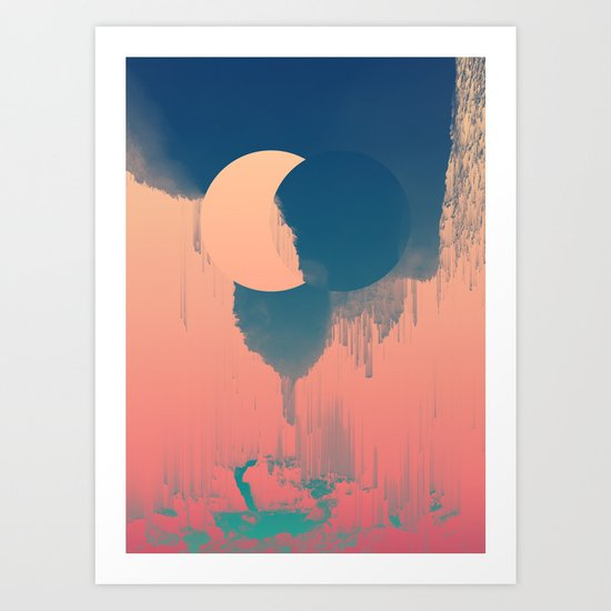 There is so much more Art Print