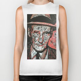 William Burroughs  Biker Tank