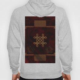 Celtic knote, vintage design Hoody