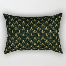 Gold Revolution Multi Rectangular Pillow