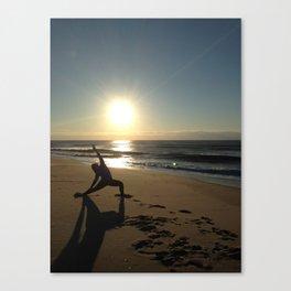 Balance is key Canvas Print