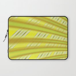 Fractal Play in Citruslicious Laptop Sleeve