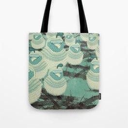 Quails III Tote Bag