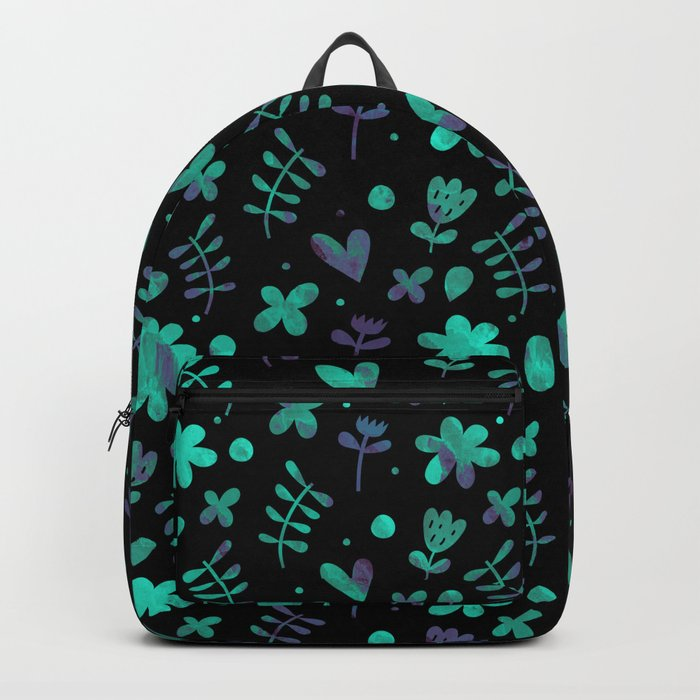 Colorful Lovely Pattern V Backpack