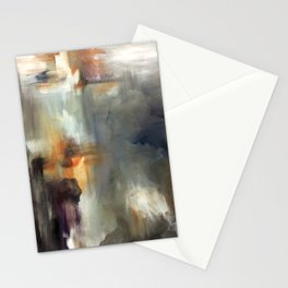 Gray Skies Stationery Cards