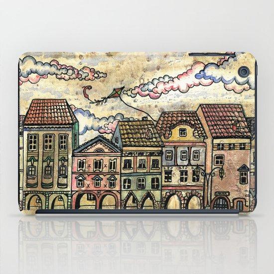 """""""Danish houses"""" iPad Case"""