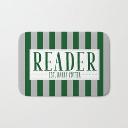 Reader Est. Slytherin Bath Mat