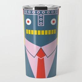 Mr. Roboto Travel Mug