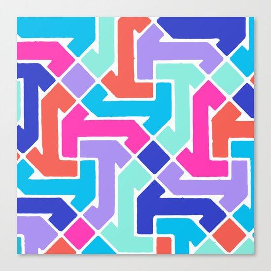 Azimuth 2 Canvas Print