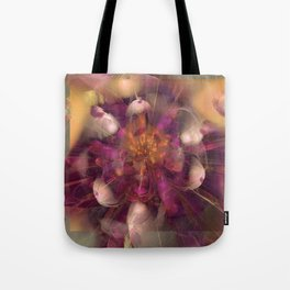 Beauty Explodes Tote Bag