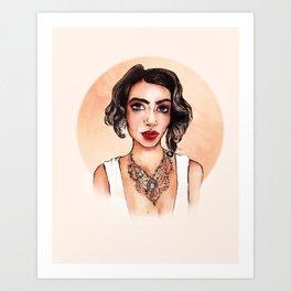 Cai Russo Art Print