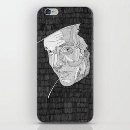 Harry Lime. iPhone Skin