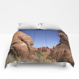 Mountain Clearing Comforters