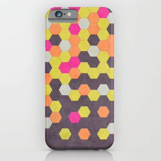 Honeycomb | Abyss iPhone & iPod Case