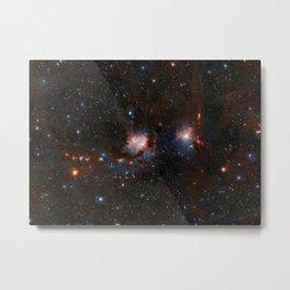 Messier 78 Metal Print