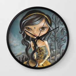 Arabian Fairytale Wall Clock