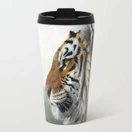 Tiger profile AQ1 Travel Mug