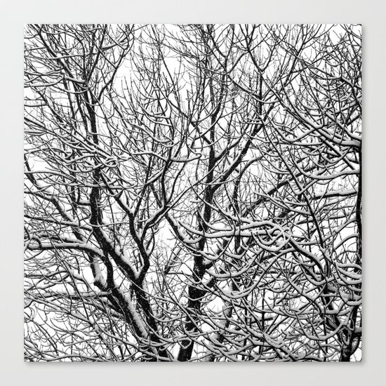 one winterday II Canvas Print