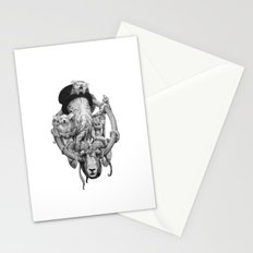 Cthulhu and Friends Stationery Cards