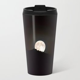 Full Moon Supermoon Travel Mug