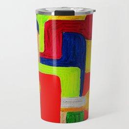 Multi Maze Travel Mug