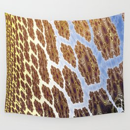 Fractal Abstract 83 Wall Tapestry