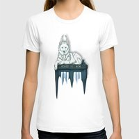 bad wolf T-shirts featuring BAD WOLF by Emma Lindkvist