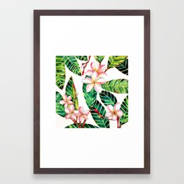 Maui Mood Framed Art Print