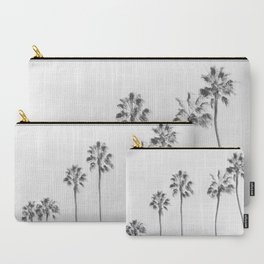 Palms in a Row Carry-All Pouch