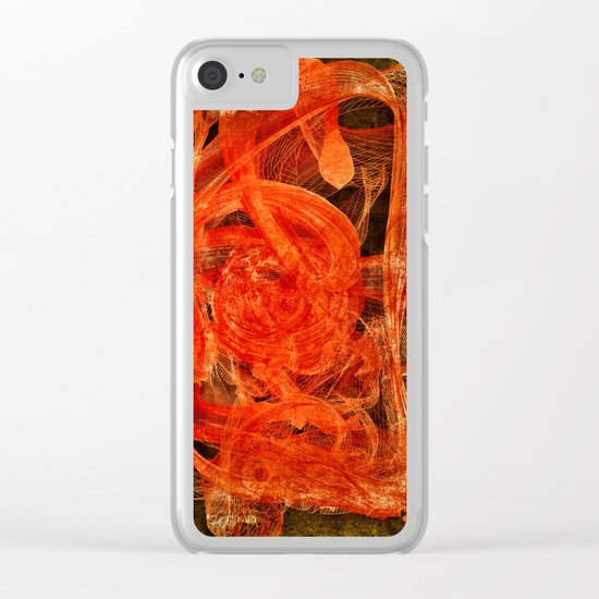 The Casso Clear iPhone Case