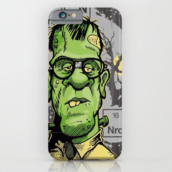 FRANKENERD iPhone & iPod Case