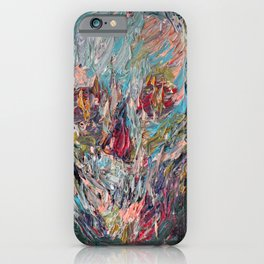 FREE FROM ANY COMMITMENT iPhone Case