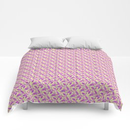 Rose buds pattern Comforters