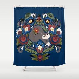 Kattunge Shower Curtain