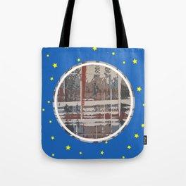 Waterlogged - star Tote Bag