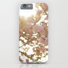 Peeking Through iPhone 6s Slim Case
