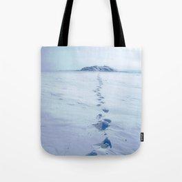 A Long Walk Tote Bag