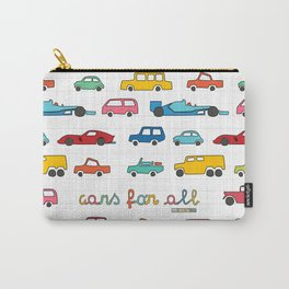 Cars for all Carry-All Pouch