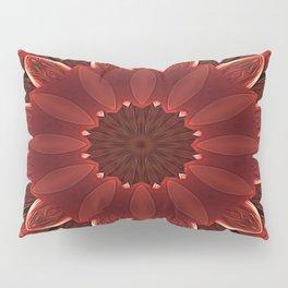 Root Flower Pillow Sham