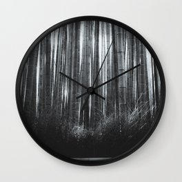 Huangshan Forest Wall Clock
