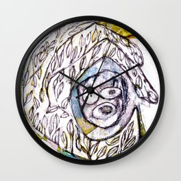 The Living Tree Wall Clock