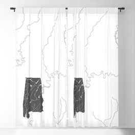 Alabama Blackout Curtain