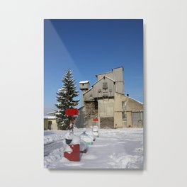 Winter Wonderland 03 Metal Print