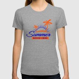 Summer Never Ends bry T-shirt